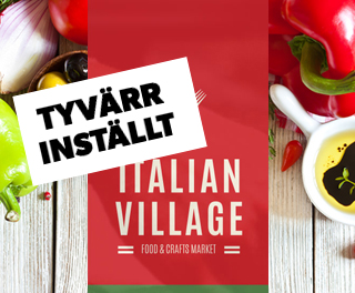 Italian Village Huddinge Centrum